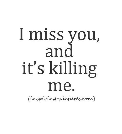 Quotes me you missing killing is I Miss