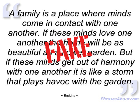 27 Top Best Pictures And Caption On Fake Family Quotes ...