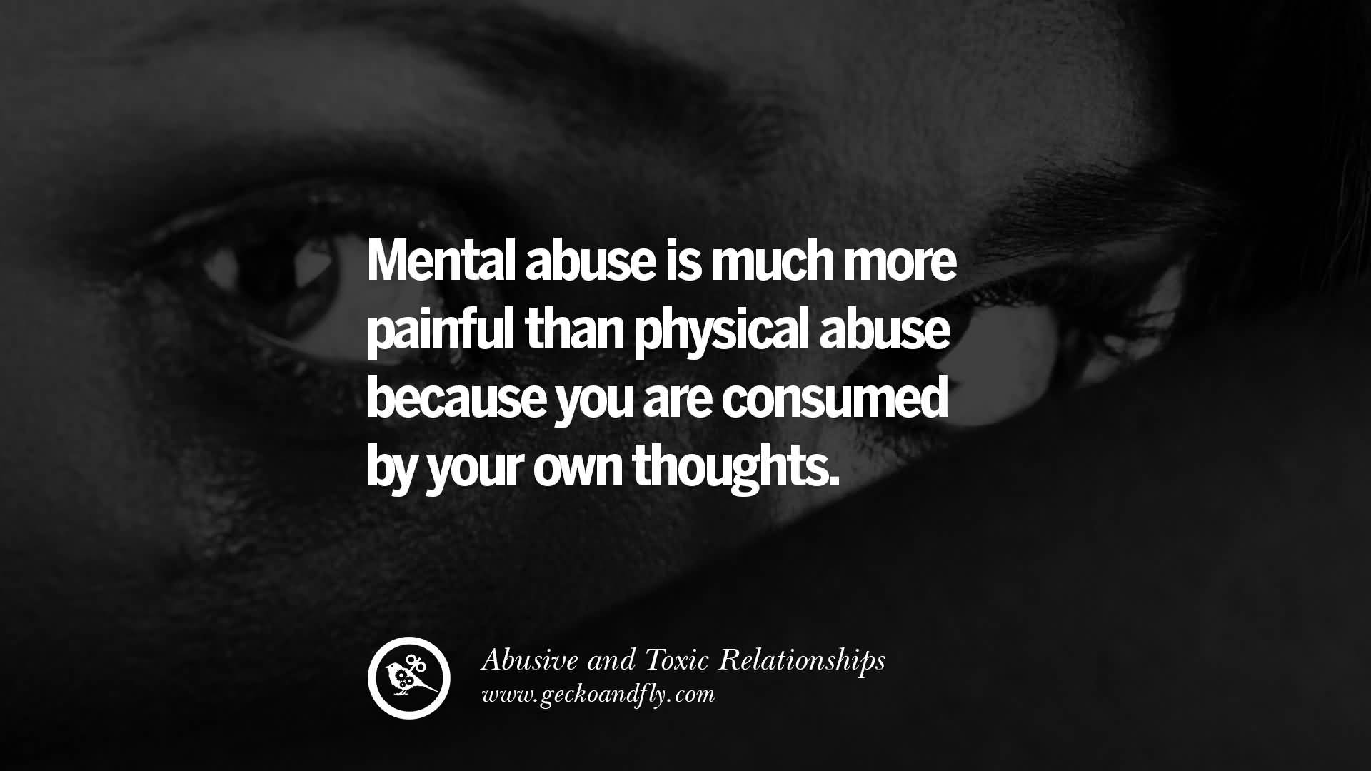 25 Emotional Abuse Quotes Images Collection - Picss Mine