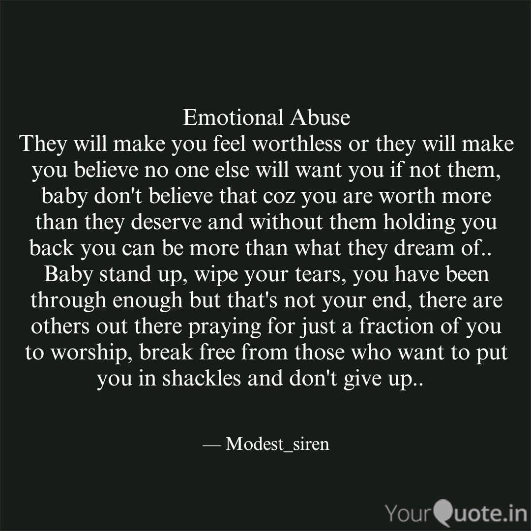 Abuse quotes mental 32 Best