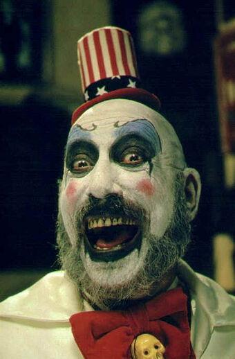 Laughing Joker Man Captain Spaulding Quotes
