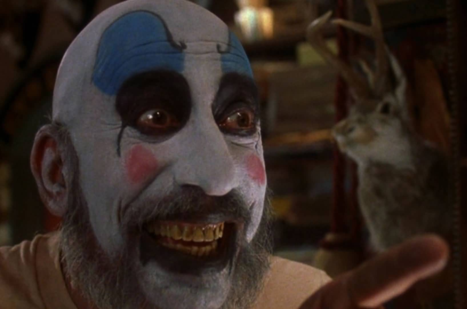 Man With Color Face Captain Spaulding Quotes